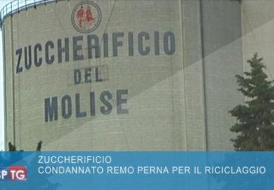 ZUCCHERIFICIO CONDANNATO REMO PERNA PER RICICLAGGIO