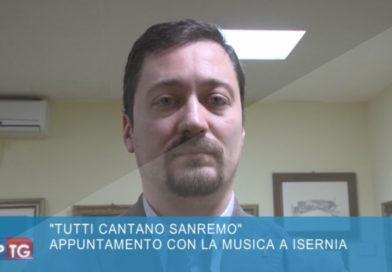 """""""TUTTI CANTANO SANREMO"""" APPUNTAMENTO CON LA MUSICA A ISERNIA"""