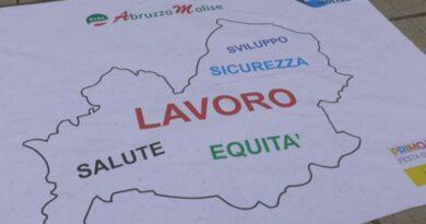 PRIMO MAGGIO, L'ITALIA SI CURA CON IL LAVORO